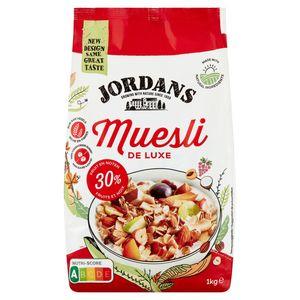 Jordans Muesli de Luxe 1 kg