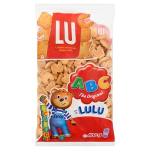 LU ABC The Original de Lulu 400 g