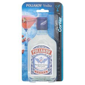 Poliakov Premium Vodka Pure Grain 20 cl