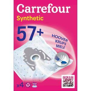 Carrefour - NR57+ Sacs aspirateur
