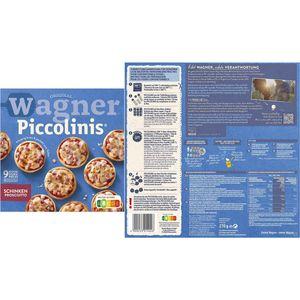 Wagner Piccolinis Prosciutto 9 Stuks 270 g