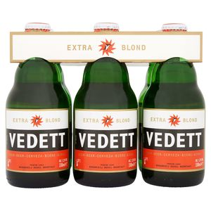Vedett Extra Blond Bier Flessen 6 x 33 cl