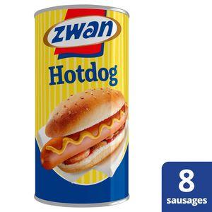 Zwan  Worst  Hot dog Snack 550 g