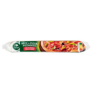 Carrefour Pizzadeeg Dun en Rond 260 g