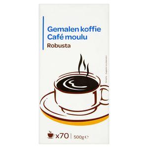 Café Moulu Robusta 500 g