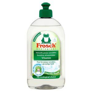 Frosch Ecological Sensitive Afwasmiddel Vitamin 500 ml
