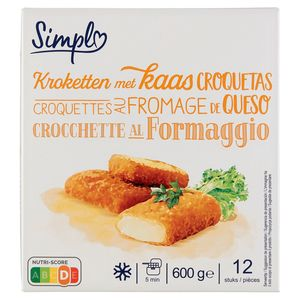 12 Croquettes au Fromage 600 g