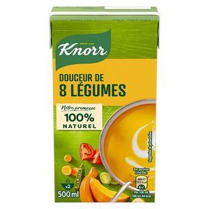 Knorr Classics Tetra Soep Groentenweelde met 8 Groenten 500 ml