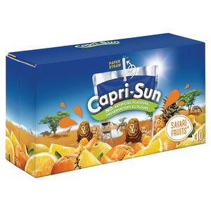 Capri-Sun Safari Fruits 10 x 200 ml