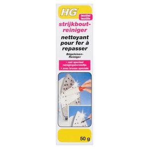 HG Textile Nettoyant pour Fer à Repasser 50 g