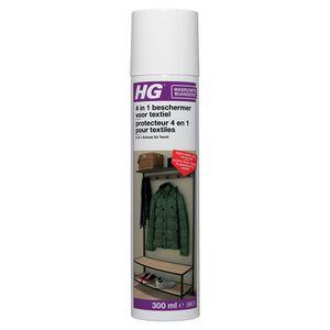 HG Water Olie Vet & Vuil Dicht voor Textiel 300 ml