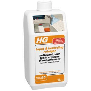 HG Nettoyant pour Tapis et Tissus d'Ameublement 1 L