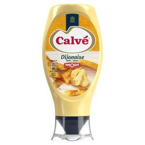 Calvé Squeeze Mayonnaise avec Moutarde 430 ml