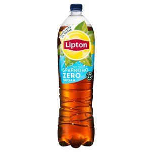 Lipton Ice Tea Bruisend Ice Tea ZERO Sugar 1.5 L