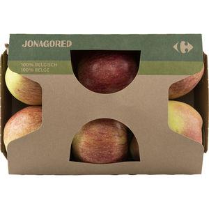 Pomme Jonagored 6 PCS