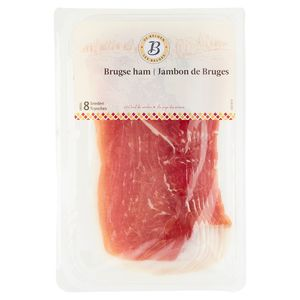 's Lands Souvenirs du Terroir Brugse Ham 125 g