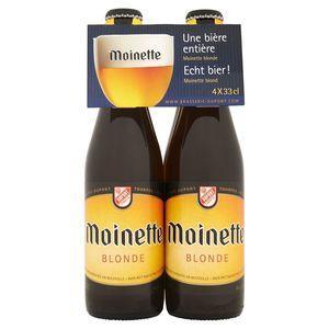 Brasserie Dupont Moinette Blonde 4x33cl