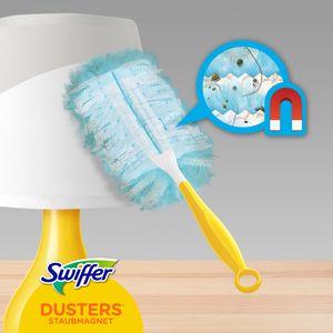 Swiffer Duster XXL Trap & Lock-kit Voor Vloer (1 Handvat + 2 Duster Navullingen)