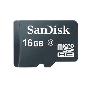 Sandisk - Geheugenkaart micro SDHC 16GB (90956)