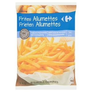 Carrefour Frites Allumettes 1 kg