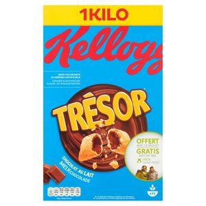Kellogg's Tresor Milk Chocolate 1 kg
