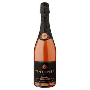 Vintense Rosé Fines Bulles Alcohol Vrij 750 ml