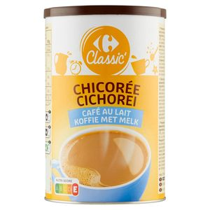 Carrefour Classic' Chicorée Café au Lait 400 g