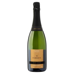 Ferriol Cava Semi Seco 75 cl