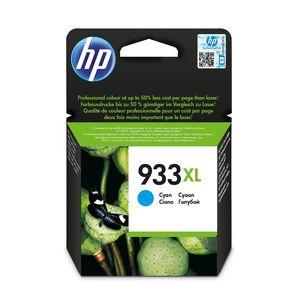 HP - Inktcartridge 933XL - Cyaan