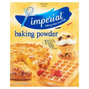 Imperial Baking Powder 5 x 20 g