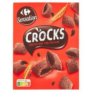 Carrefour Xtrem Zwarte Chocolade 400 g