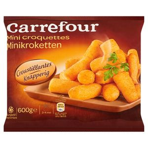Carrefour Minikroketten Knapperig 600 g