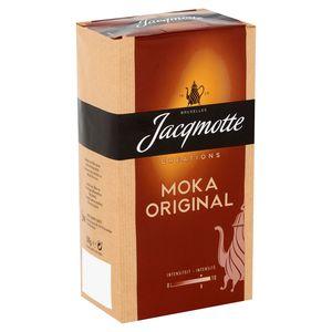 Jacqmotte Koffie Gemalen Moka Original 500 g