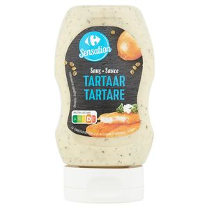 Carrefour Sensation Sauce Tartare 300 ml
