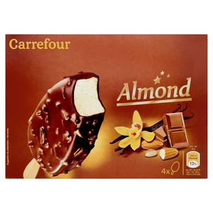 Carrefour Almond 4 x 80 g