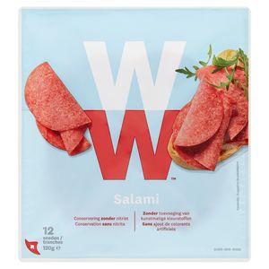 WEIGHTWATCHERS Salami 12 Tranches 120 g