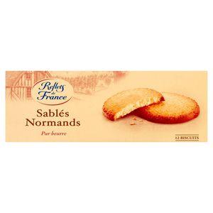Reflets de France Biscuits Sablés de Normandie x 12 175 g