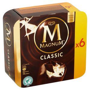 Magnum Ola Ijs Multipack Classic 6 x 110 ml
