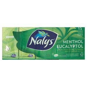 Nalys Menthol 4 Lagen 15 Zakdoeken