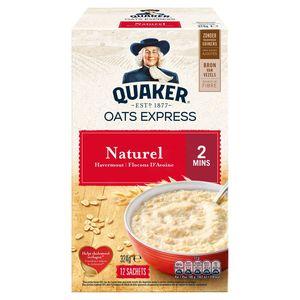 Quaker Oats Express Naturel 324 gr