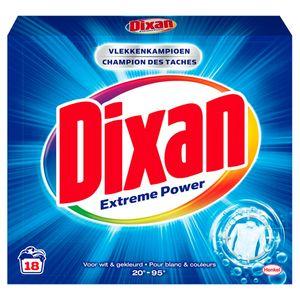 Dixan Extreme Power 18 Wasbeurten 1.08 kg