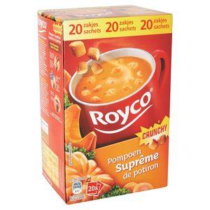 Royco Crunchy Pompoen Suprême 20 x 22.5 g