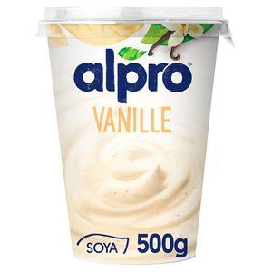 Alpro Soya Vanille 500 g