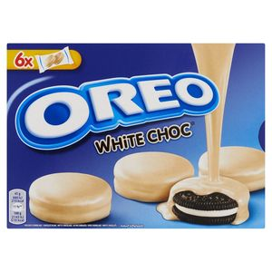 Oreo Chocolat Blanc 6 Sachets 246 g