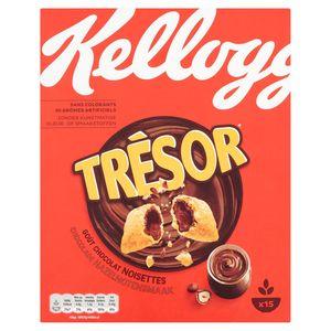 Kellogg's Trésor Chocolade Hazelnotensmaak 450 g