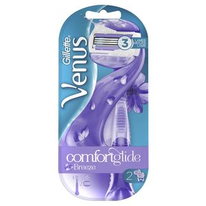 Gillette Venus Comfortglide Breeze Scheermesje Voor Vrouwen + 1 Mesje