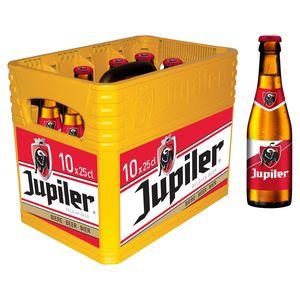 Jupiler Pils Belge Caisse 10 x 25 cl