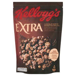 Kellogg's Extra Pure Chocolade en Geroosterde Hazelnoten 500 g