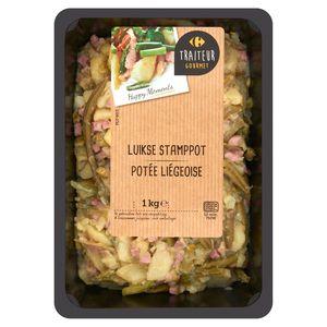 Carrefour Traiteur Gourmet Happy Moments Potée Liégeoise 1 kg