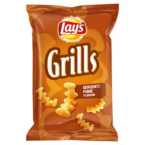 Lay's Grills Chips 125 gr